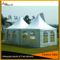 Aluminum Pagoda Tent PVC Pagoda Party Tent Sale in Guangzhou