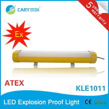 ATEX UL hazardous areas explosion proof led lighting fixtures, 18W - 80W, LED Explosion proof