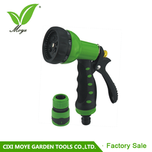 China Professional Supplier Customized 7 pattern hose pipe nozzle