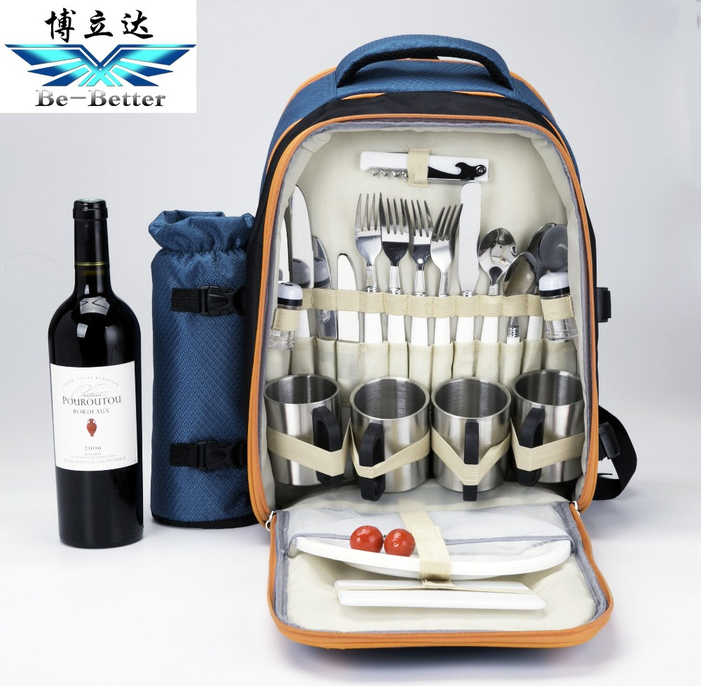 high quality picnic bag cooler backpack Insulation package