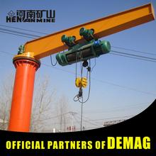 Heavy Equipment Crane 10 Heavy Duty Loader Crane Jib Price With Cd/Md Hoist