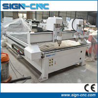 China cnc router 2030 / 1325, 3d wood carving machine