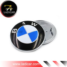 82mm Auto spare parts car sticker badge emblem for bmww car logo