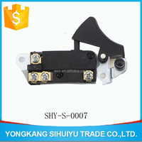 spare parts changeover isolation electric switch and socket