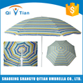 China manufacturer durable best quality windproof beach umbrella