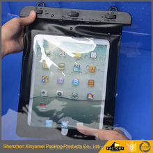 Hot sale IPX8 10 meter pvc waterproof bag case waterproof pouch dry bag for ipad 1/2/3/4 Tablet PC