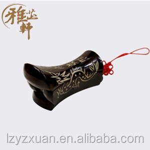 Good Quality Chinese Traditional Feng Shui Ornament Miniature Wood Crafts Type of Coffin