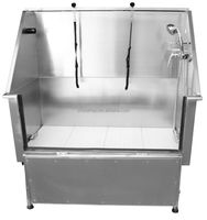 2015 Step-in Stainless Steel Dog Bath Tub H-105