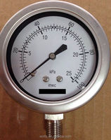 high pressure gauge for air