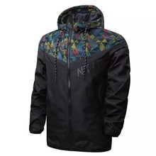 waterproof mens rain jacket work jackets dropship with low price