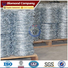 Military use 900mm coil diameter razor barbed wire price and weight/barbed wire roll philippines