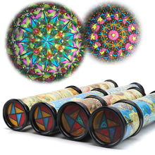 FQ brand hot toys kids Customized Promotional Items and Gifts Diy wooden wholesale kaleidoscope
