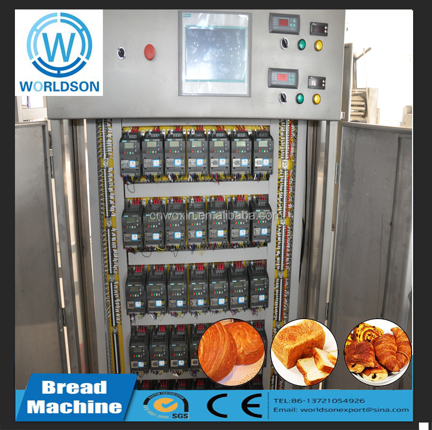 automatic pita bread bakery machine