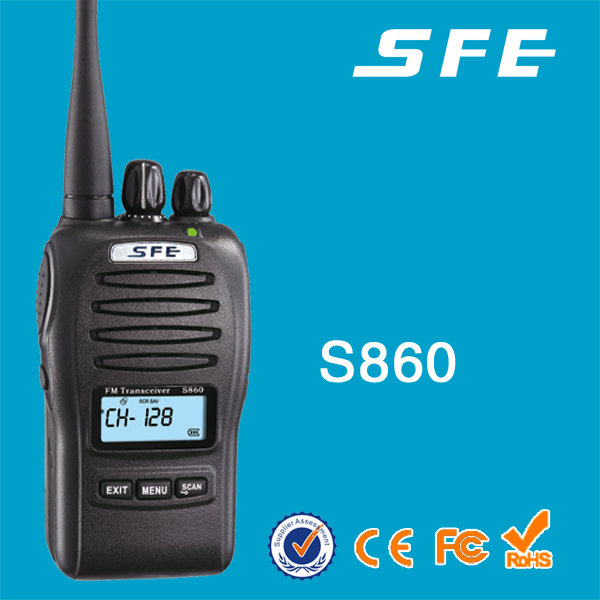 Factory selling directly 52*32*100mm pmr 446 two way radio
