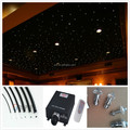 PMMA plastic end glow fiber optic cable for star ceiling fiber light Widely Used In hotel Light decoration
