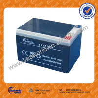 Professional Lead Acid Agm Batteries for ups backup system 12v12ah AGM12-12 with high quality