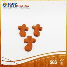 Customized Design Decorations Wood Crosses For Craft