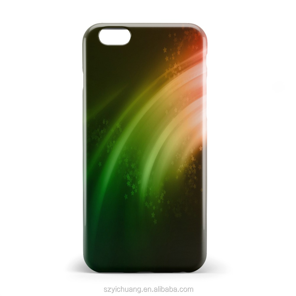 Free sample mobile phone case factory hard case for iphone 6 case custom