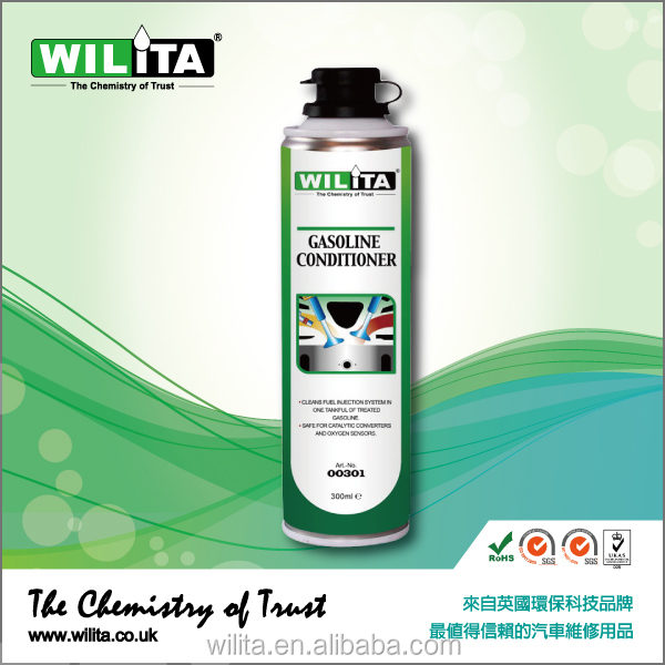 WILITA Automobile Fuel System Cleaner for Fuel Injection