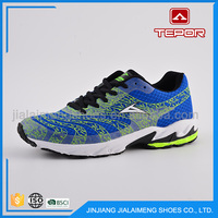 China factory breathable custom enduring women sports shoes