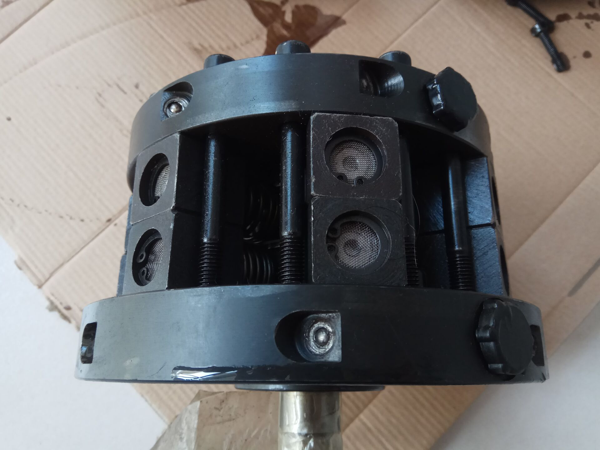 high pressure bidirectional rotation hydraulic RK pump