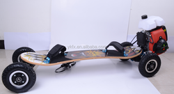 2016 NEW mountain board gas skate board -49CC Type and steel Material skate board