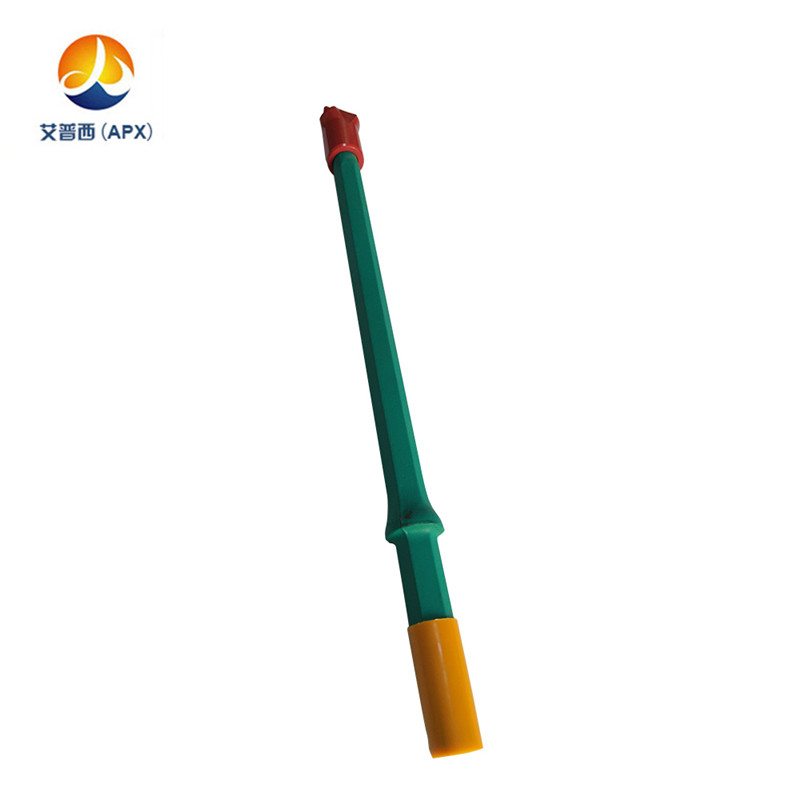 competitive price rock drill rod/mining drill rods for button bit