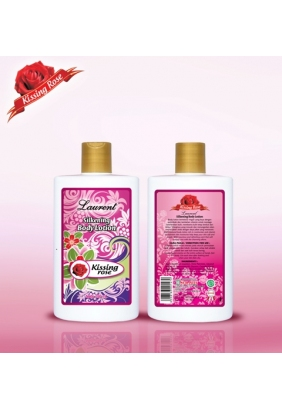 Silkening Body Lotion 280 ml Kissing Rose