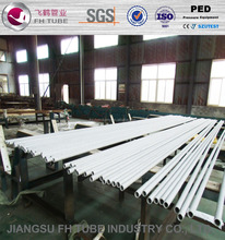 cold rolled seamless tube/pipe grade S32205 for heat exchanger