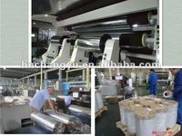metallized PET packaging film