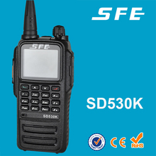 High quality cheap IP66 5W dual band mobile transceiver