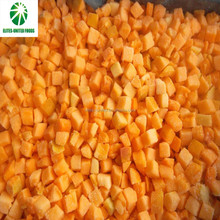 Frozen apricot diced 2017 new season good price IQF apricot