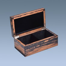 Food Grade Wooden Boxes for Chocolate Packaging