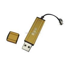 Creative Logo Design USB Flash Drive Metal Shell Generic Disk 8GB
