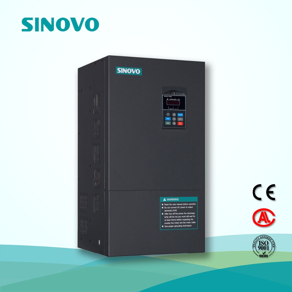 pump water supply 240V variable speed vector control inverter