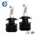 Amazon superior quality 7000Lumen led car headlight assembly H1 H7 H11 car led headlight bulb high power h4 car led headlight