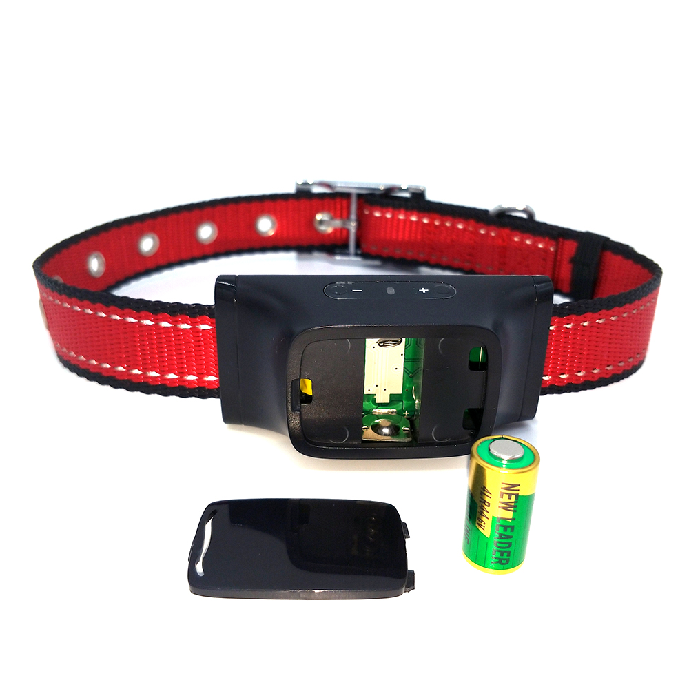 Anti-bark Dog Training Shock Control No Barking Collar