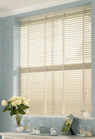 50mm environmental protection outdoor venetian window and wood blind