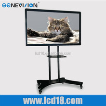 34 inch lcd ad player hd 1080p monitor, digital hd lcd player