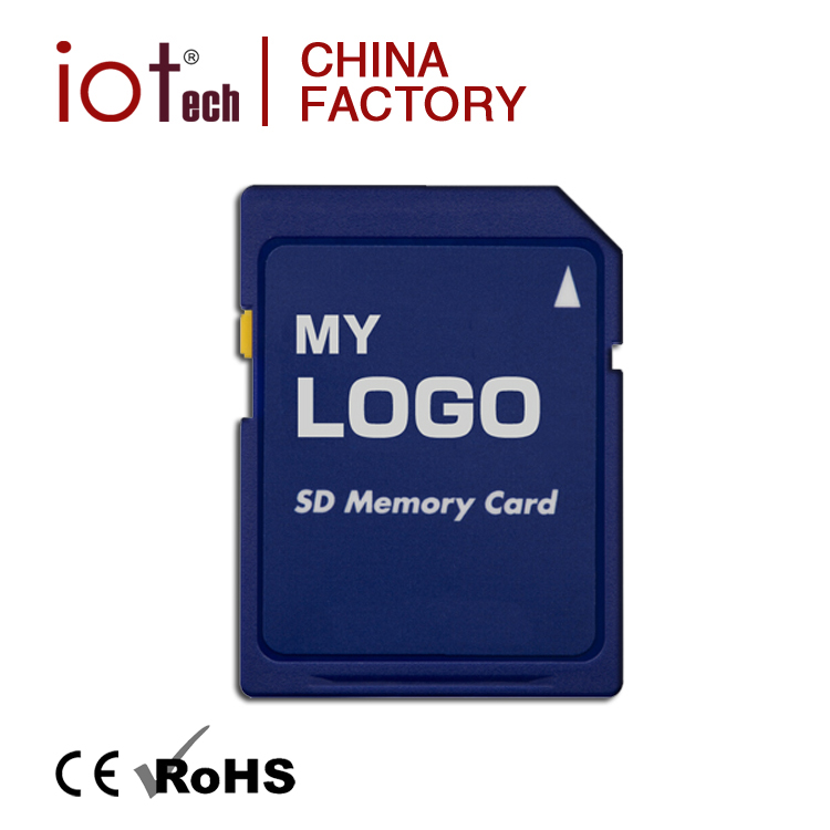 Bulk Custom Full Form Sd Card 2GB 4GB With Low Price From China Factory