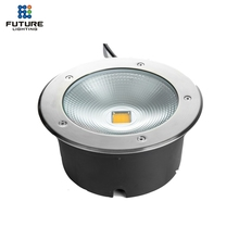 Outdoor IP67 RGB Color Changing COB 20W LED Inground Light
