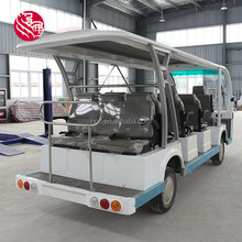 CE Approved open top sightseeing bus with great price