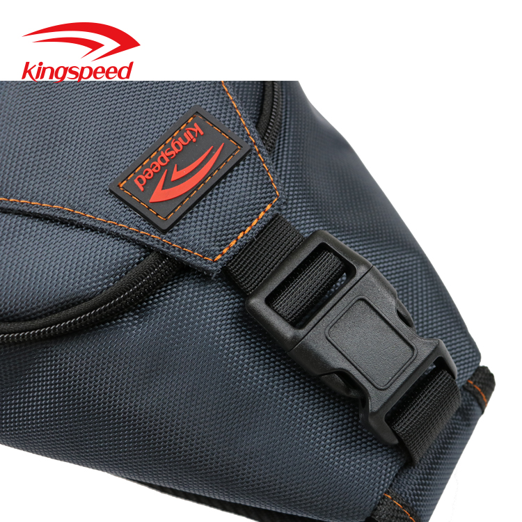 Custom Small Travel Zipper Shoulder Bag for Outdoor Hiking