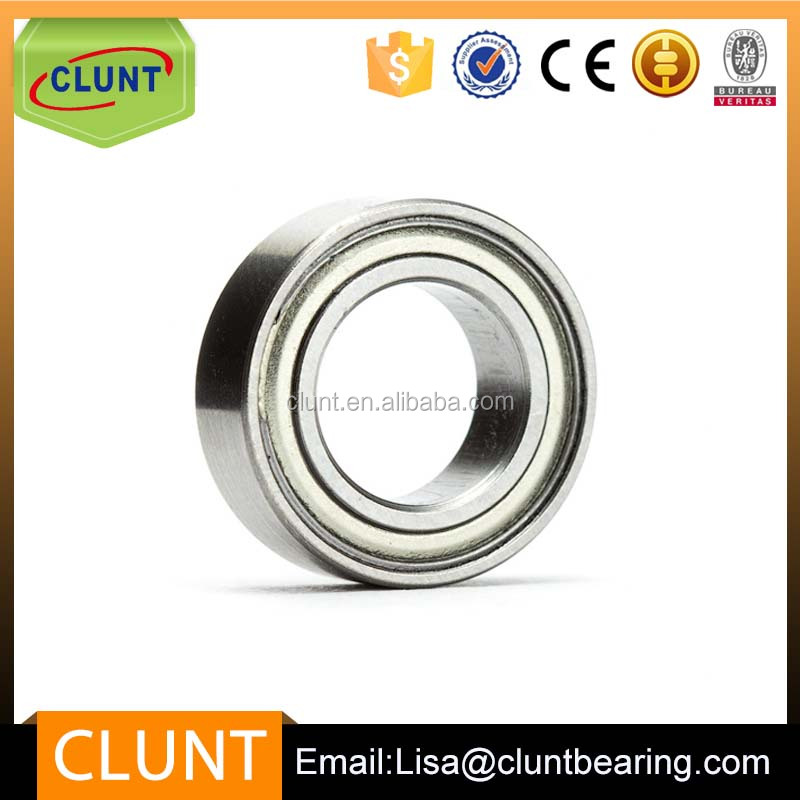Miniature deep groove ball bearing 626-2z size 6*19*6 made in China