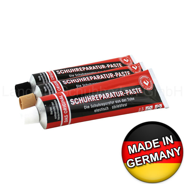 Repair paste for shoes, sealant - Liquid Rubber - High quality product made in Germany!