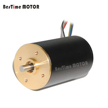 EC4270 42mm big coreless 12v to 48v brushless dc motor