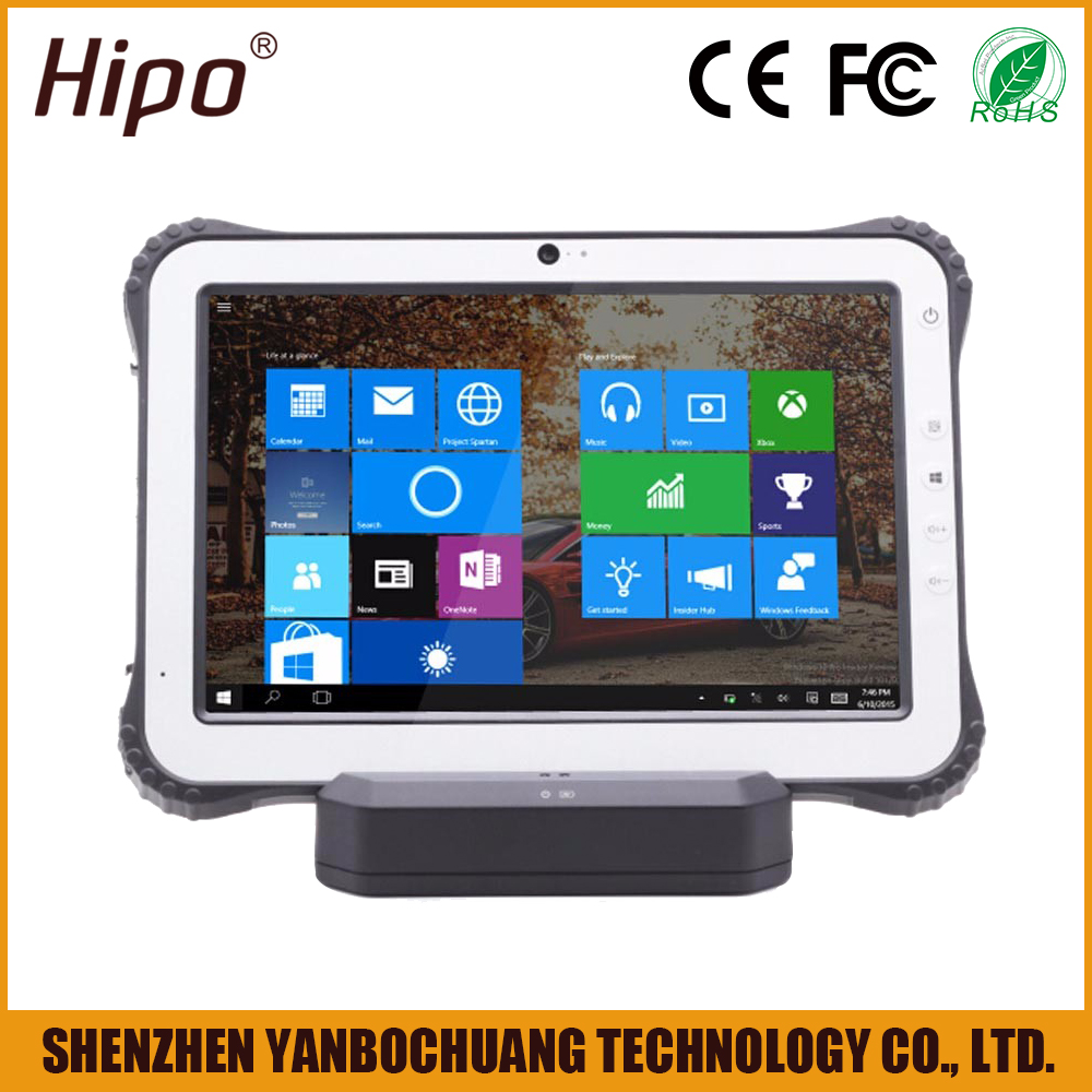"Hipo NFC Cheap Multi Function 3G 10.1"" Rugged Window Super Slim Tablet PC With Gyroscope Wifi GPS 2MP Camera Bluetooth Speaker"