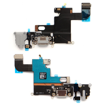Factory Price Connector Flex Cable For Iphone 6 Charger Charging Port Dock Connector Flex