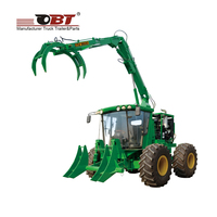 Updated version sugarcane 4 wheels loader for sale