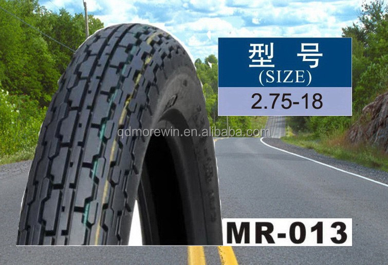 motorcycle 2.75-18 front tyre attractive model